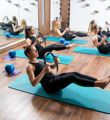 Pilates in Amsterdam